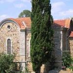 Buyukada Monastère Aya Yorgi
