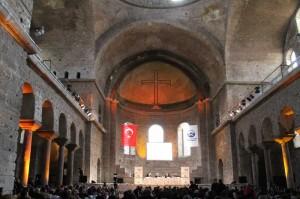 Saint-Irène à Istanbul