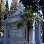 Mausolée au cimetière de Ferikoy