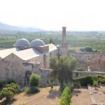 La mosquée d'Isa Bey