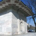 Fontaine ottomane de Kabatas