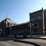 Gare de l'Orient express