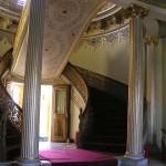 escalier du palais de Küçüksu