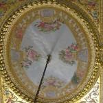 un des plafonds du palais de Küçüksu