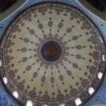 Coupole de la mosquée Sokullu Mehmet Paşa