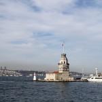 Tour de Léandre, Istanbul