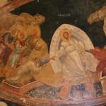 détail fresque Saint-Sauveur in Chora
