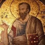 détail mosaique Saint-Sauveur in Chora