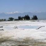Bassins de Pamukkale