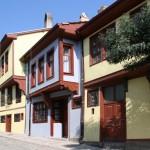 Maisons ottomanes Afyon