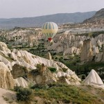 Montgolfière en Cappadoce