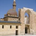 Mosquée du palais d'Ishak Paşa