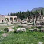 Porte de Domitien à Hierapolis