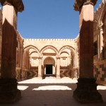 Salle à manger harem du palais d'Ishak Paşa
