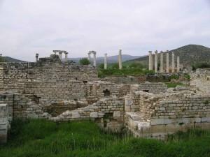 Site d'Aphrodisias