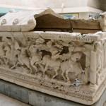 Tombeau des amazones - musée archéologique de Kütahya