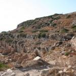 Vestiges site de Cnide