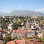 Vue panoramique sur Safranbolu