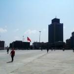 13 août, la place de Taksim nouvelle version prend forme