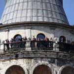 Balcon de la tour de Galata