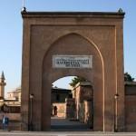 Entrée du musée de Hacibektaş
