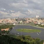 La Corne d'Or et le parc Miniatürk