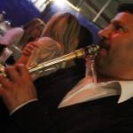 Musicien rom à Beyoğlu