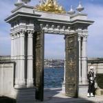 Portail du palais de Beylerbeyi