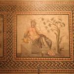 Poséidon, musée des mosaiques de Zeugma à Gaziantep