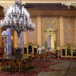 Salon bleu du palais de Beylerbeyi