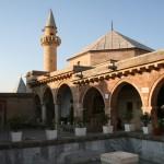 Seconde cour du musée de Hacibektaş