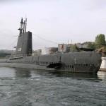 Sous-marin du musée Rami Koç