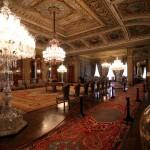 Un des 46 salons du palais de Dolmabahçe
