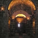 A l'intérieur de la porte de Mardin à Diyarbakır