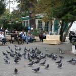 La place de Kanlıca