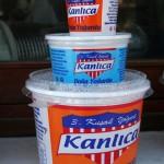 Le célèbre yaourt de Kanlıca