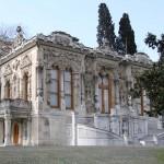 Le pavillon de Merasim à Ihlamur Kasrı