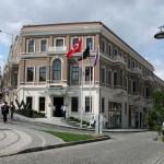 Quartier d'Akaretler à Beşiktaş