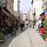 Rue piétonne de Beşiktaş