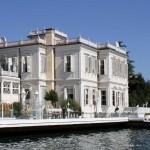 Un yalı hôtel à Yeniköy