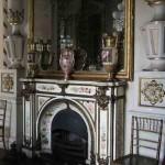 Une cheminée de Ihlamur Kasrı