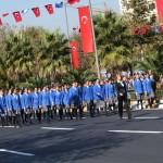 Défilé à Istanbul pour la fête de la République