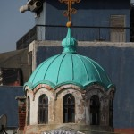 Eglise russe d'Istanbul