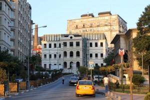 La mairie de Beyoğlu