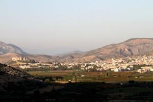 Vue sur la ville de Selçuk