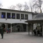Mosquée d'Eyüp - l'aile des femmes