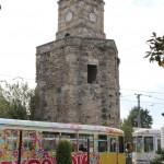La tour de l'horloge d'Antalya