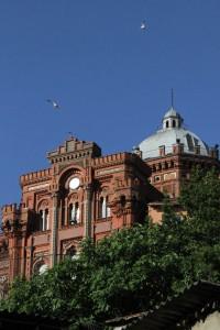 L'architecture du lycée grec orthodoxe de Fener