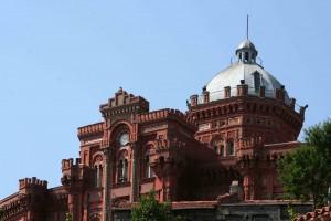 Le lycée grec orthodoxe de Fener