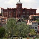 Le magnifique lycée orthodoxe de Fener
